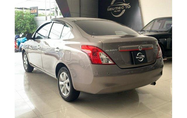 Bán Nissan Sunny XV 1.5 AT 2014, màu nâu đồng, hotline: 0985.190491 Ngọc4