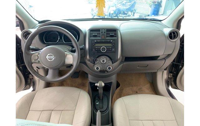 Bán Nissan Sunny XV 1.5 AT 2014, màu nâu đồng, hotline: 0985.190491 Ngọc7