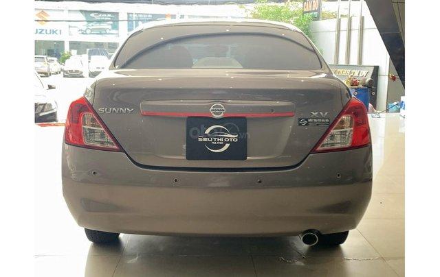 Bán Nissan Sunny XV 1.5 AT 2014, màu nâu đồng, hotline: 0985.190491 Ngọc5