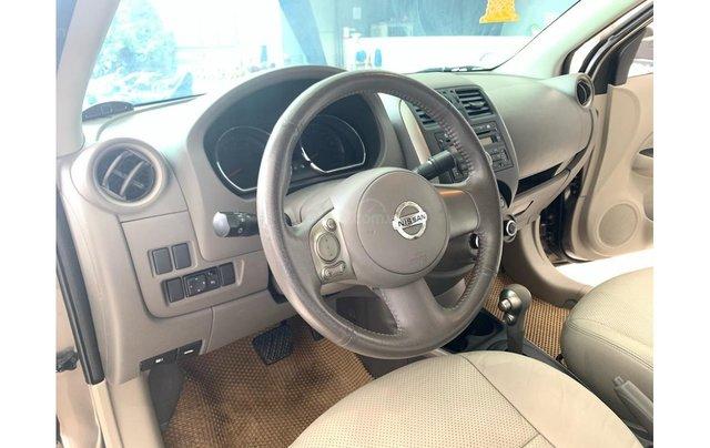 Bán Nissan Sunny XV 1.5 AT 2014, màu nâu đồng, hotline: 0985.190491 Ngọc8
