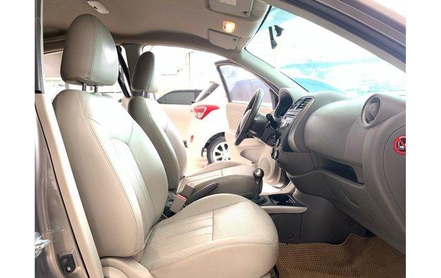 Bán Nissan Sunny XV 1.5 AT 2014, màu nâu đồng, hotline: 0985.190491 Ngọc10