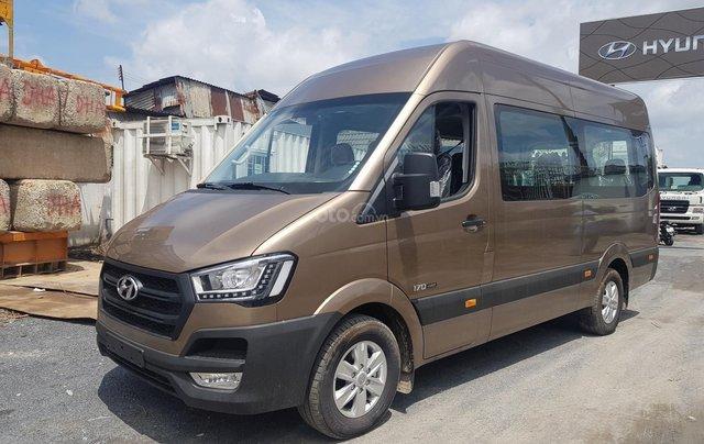 Bán Hyundai Solati 2019 tặng kèm bảo hiểm vật chất, hỗ trợ vay trả góp0