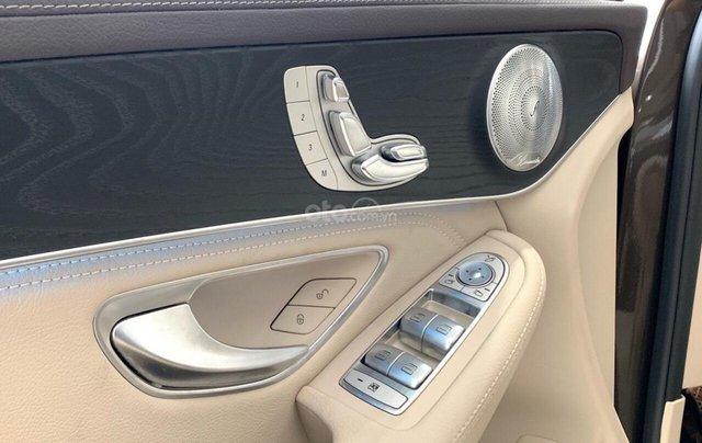 Bán xe Mercedes-Benz GLC-Class đời 2017, màu nâu, giá tốt4