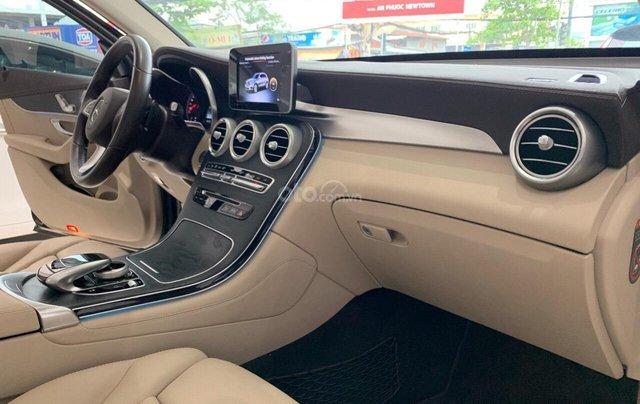 Bán xe Mercedes-Benz GLC-Class đời 2017, màu nâu, giá tốt5
