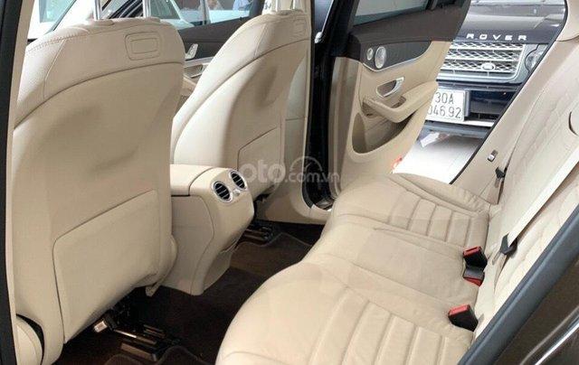 Bán xe Mercedes-Benz GLC-Class đời 2017, màu nâu, giá tốt7