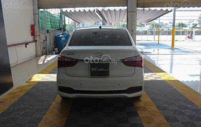 Cần bán Hyundai i10 1.2MT 2019 màu trắng mới đi 8.000 km, giá 388 triệu2