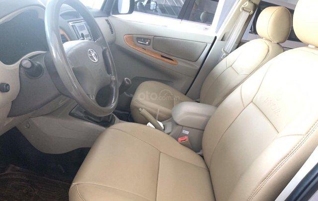 Bán xe Innova 2011 bản G3