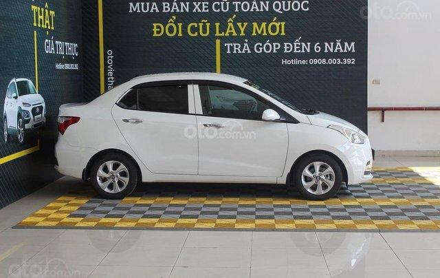 Cần bán Hyundai i10 1.2MT 2019 màu trắng mới đi 8.000 km, giá 388 triệu4