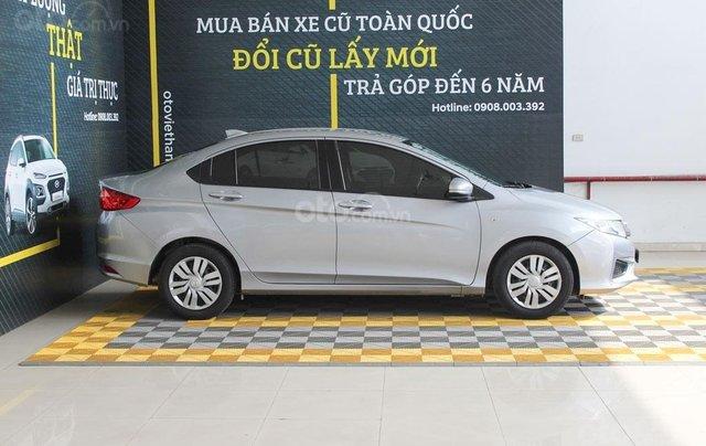 Bán xe Honda City năm sản xuất 2017, màu bạc, giá 446 triệu3