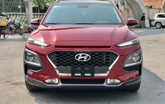 Cần bán xe Hyundai Kona đời 2019, màu đỏ, giá tốt0