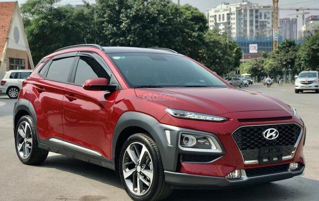 Cần bán xe Hyundai Kona đời 2019, màu đỏ, giá tốt1