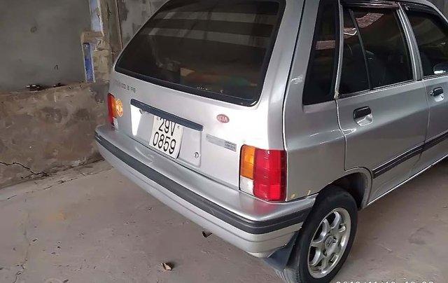 Cần bán Kia Pride năm sản xuất 2004, màu bạc, nhập khẩu nguyên chiếc1