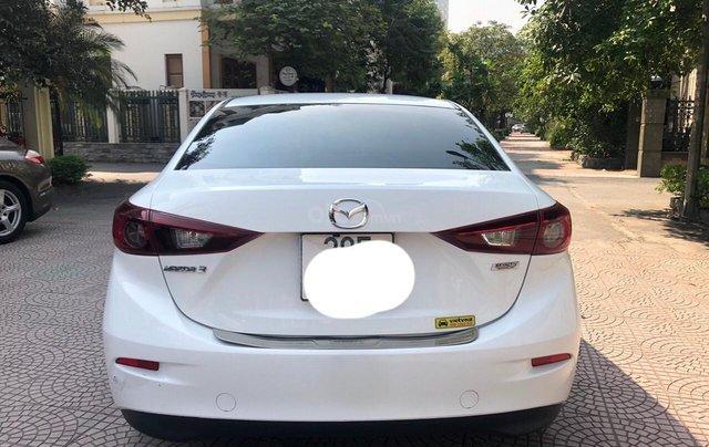 Bán Mazda 3 1.5 năm 2017, màu trắng10