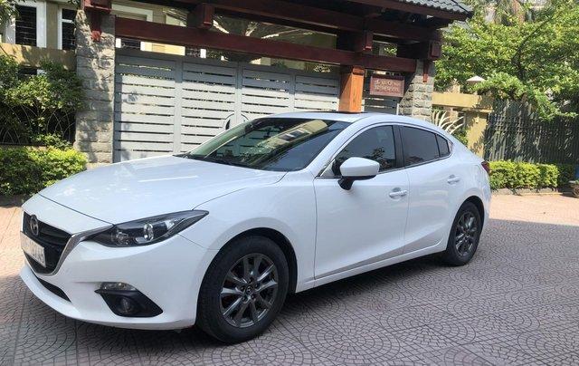Bán Mazda 3 1.5 năm 2017, màu trắng11