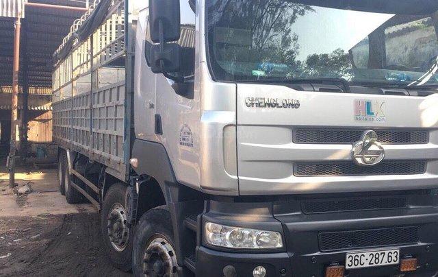 Xe tải Chenglong 4 chân đời 2015, xe đẹp giá 850 triệu4