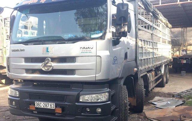 Xe tải Chenglong 4 chân đời 2015, xe đẹp giá 850 triệu3