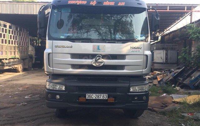 Xe tải Chenglong 4 chân đời 2015, xe đẹp giá 850 triệu0