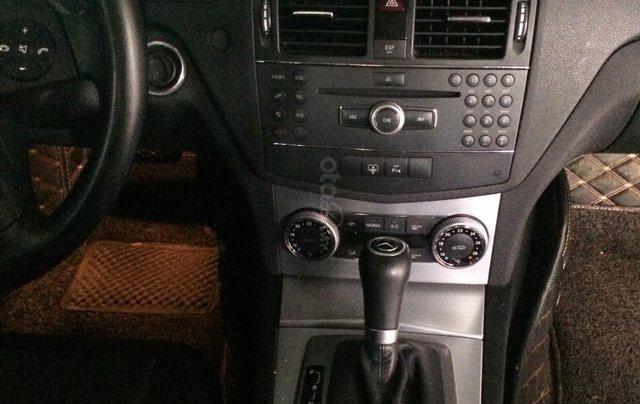 Mercedes Benz C230 Avangadet 2009, số tự động5