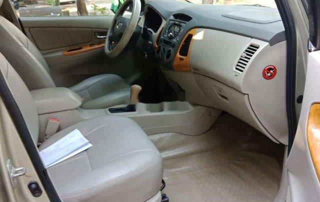 Cần bán gấp Toyota Innova 2009 giá tốt7