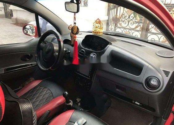 Bán xe cũ Chevrolet Spark đời 2012, màu đỏ5