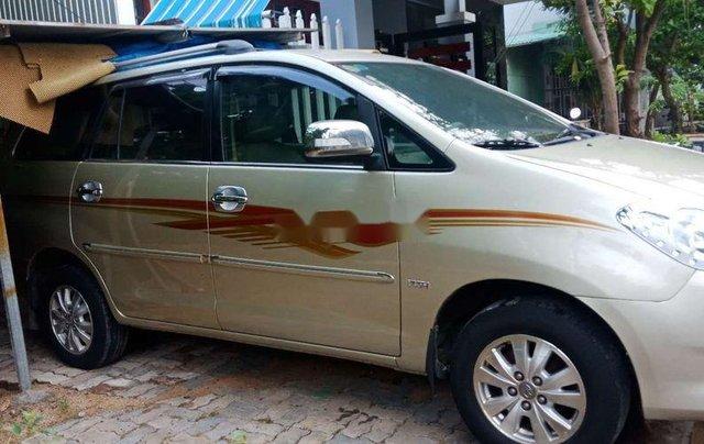 Cần bán gấp Toyota Innova 2009 giá tốt0