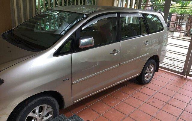 Bán ô tô Toyota Innova đời 2006, màu bạc