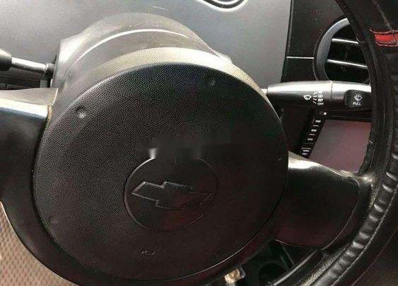 Bán xe cũ Chevrolet Spark đời 2012, màu đỏ6
