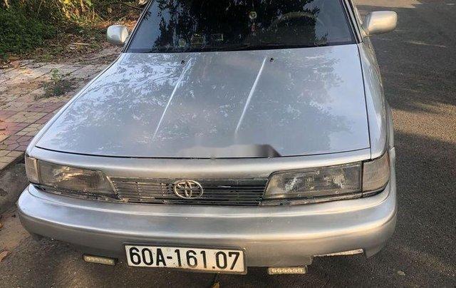 Cần bán Toyota Camry MT đời 1988, xe nhập, 60 triệu3