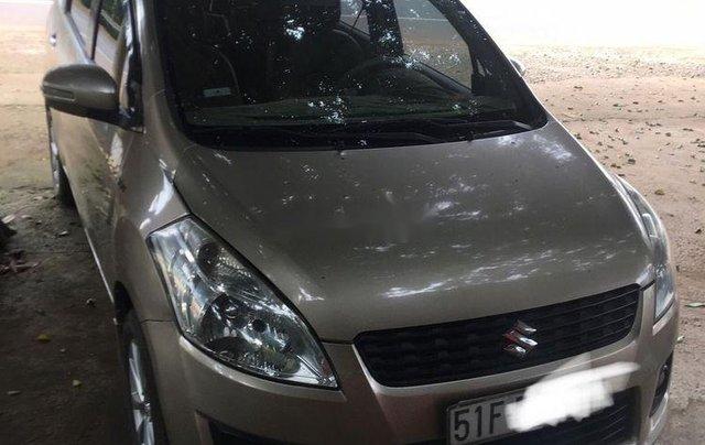 Bán xe Suzuki Ertiga đời 2015, màu xám, xe nhập chính hãng0