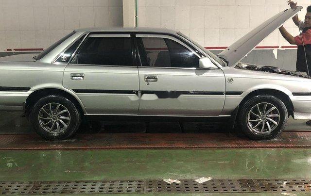 Cần bán Toyota Camry MT đời 1988, xe nhập, 60 triệu5