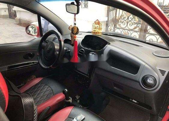 Bán xe cũ Chevrolet Spark đời 2012, màu đỏ3