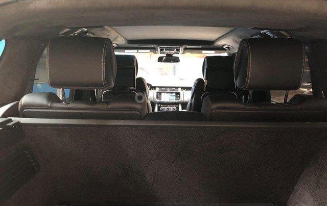 Bán xe LandRover Ranger Rover đời 2014, màu đen, xe nhập4
