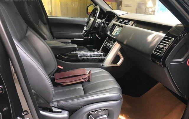 Bán xe LandRover Ranger Rover đời 2014, màu đen, xe nhập20