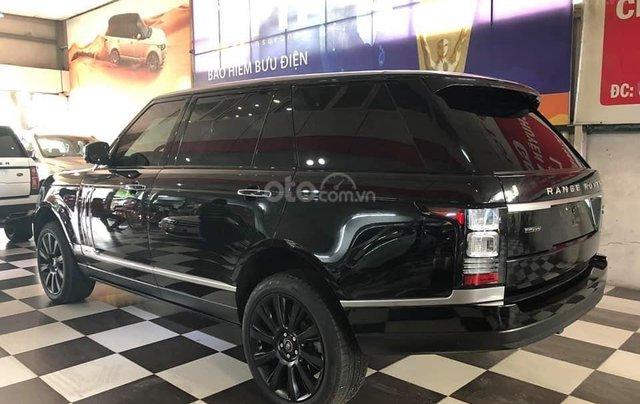 Bán xe LandRover Ranger Rover đời 2014, màu đen, xe nhập23