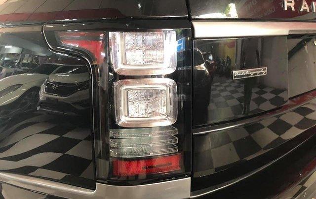 Bán xe LandRover Ranger Rover đời 2014, màu đen, xe nhập14
