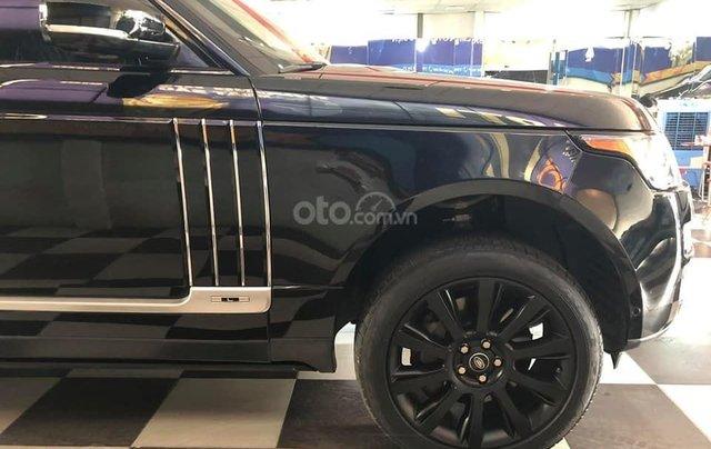 Bán xe LandRover Ranger Rover đời 2014, màu đen, xe nhập13