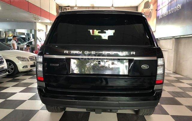 Bán xe LandRover Ranger Rover đời 2014, màu đen, xe nhập19
