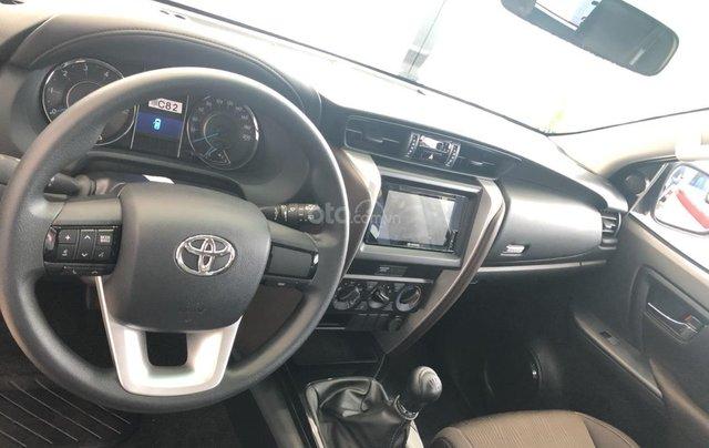 Cần bán Toyota Fortuner 2019 bản 4x2 MT, hỗ trợ vay lãi suất 0%3