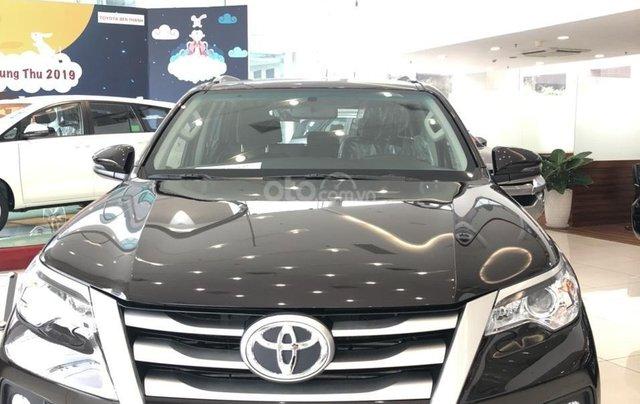 Cần bán Toyota Fortuner 2019 bản 4x2 MT, hỗ trợ vay lãi suất 0%2