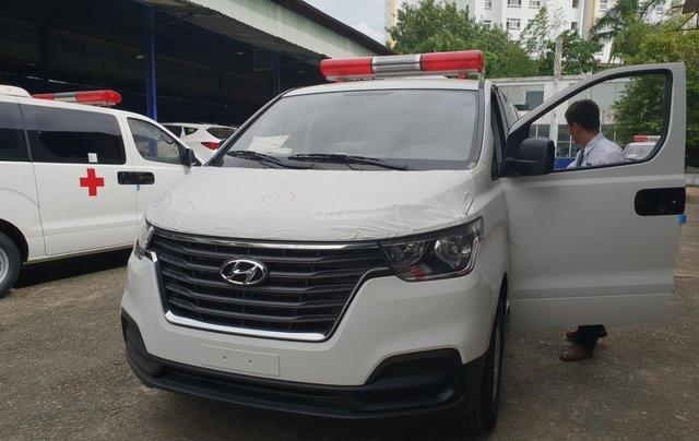 Hyundai Starex cứu thương dầu 2019 - 09083482820