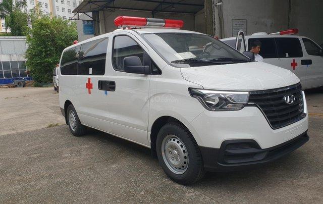Hyundai Starex cứu thương dầu 2019 - 09083482821
