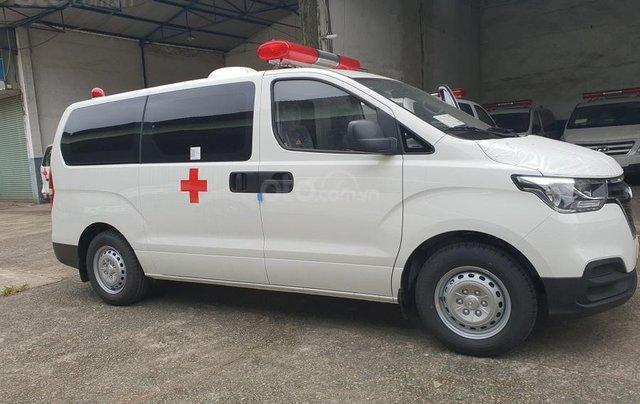 Hyundai Starex cứu thương dầu 2019 - 09083482822
