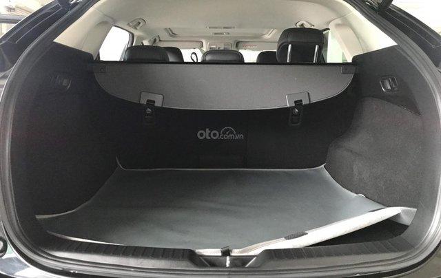 Bán xe Mazda CX5 2.5AT đời 2018, màu đen, mới 99%5