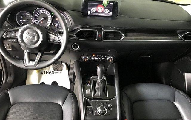 Bán xe Mazda CX5 2.5AT đời 2018, màu đen, mới 99%2