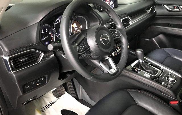 Bán xe Mazda CX5 2.5AT đời 2018, màu đen, mới 99%4