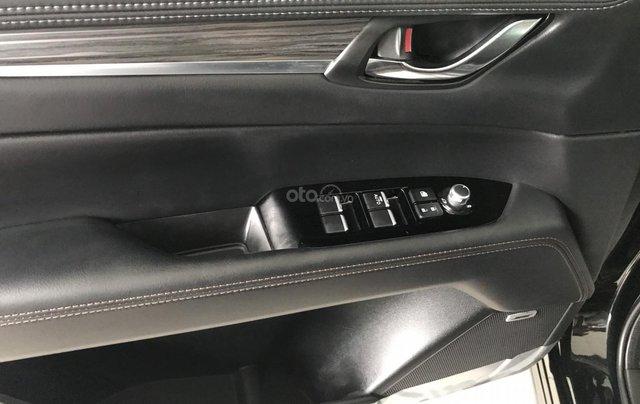 Bán xe Mazda CX5 2.5AT đời 2018, màu đen, mới 99%9