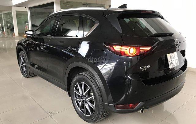 Bán xe Mazda CX5 2.5AT đời 2018, màu đen, mới 99%12