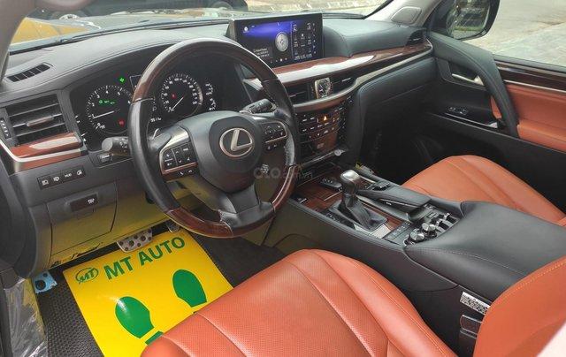 MT Auto bán Lexus LX570 Super Sport sản xuất 2018, siêu lướt tuyệt đẹp, nhập khẩu Trung Đông, em Huân 09810101618