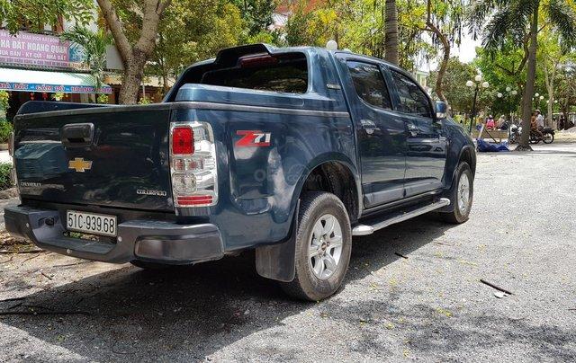 Cần bán Chevrolet Colorado 1LT đời 2017, xe chính chủ bảo dưỡng rất tốt4