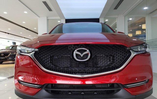Mazda CX5 đời 2019, màu đỏ0